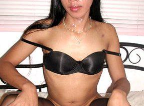 Transexual Models Black Stockings