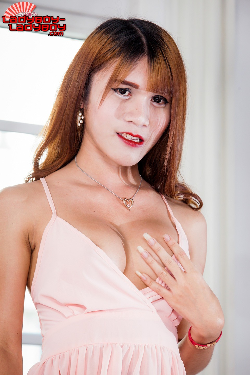 Phon Is Another Incredible Girl From Bangkok! Phon Has A Arousing