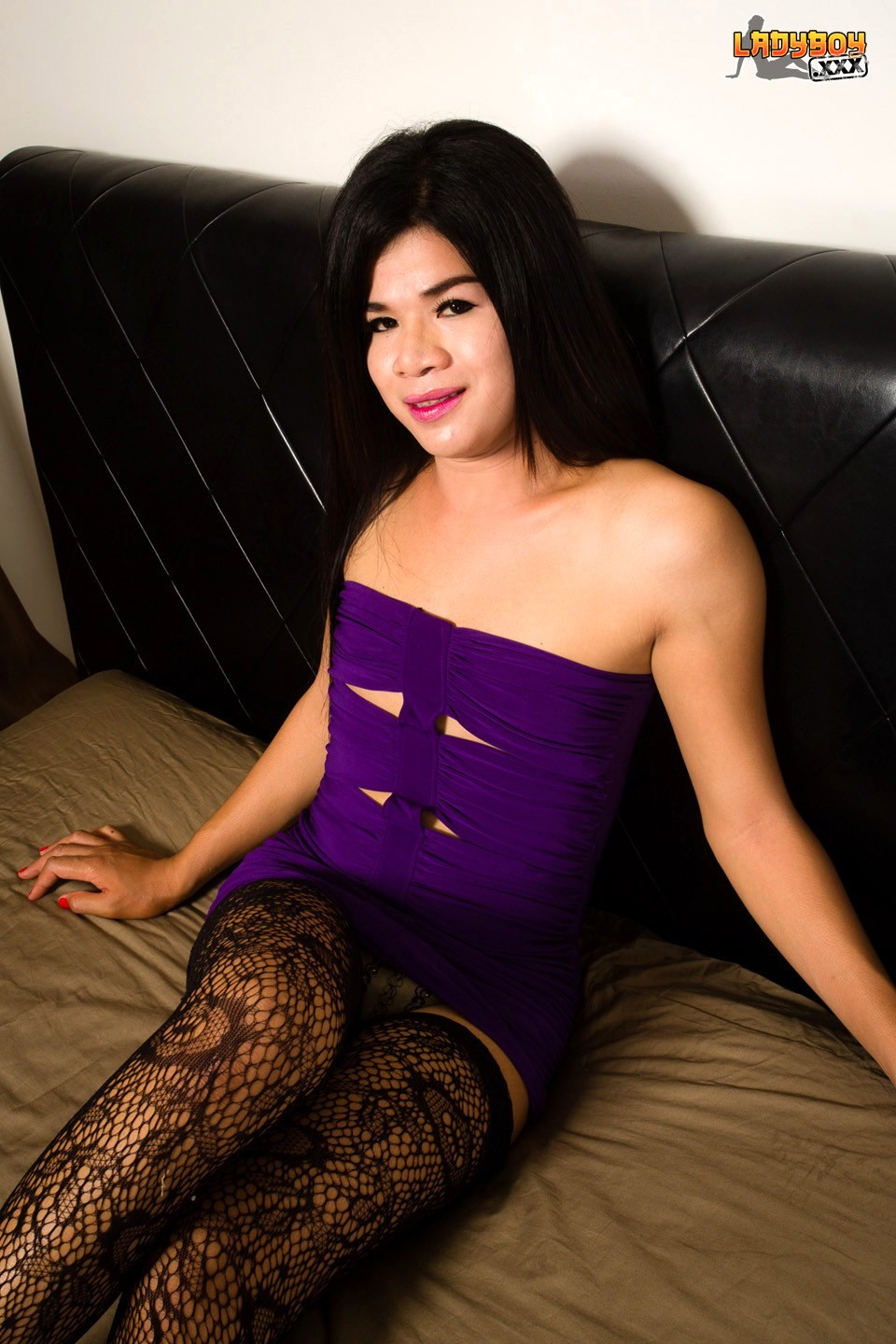 Noina Is A 26 Year Old Ladyboy From Bangkok. She Has An All