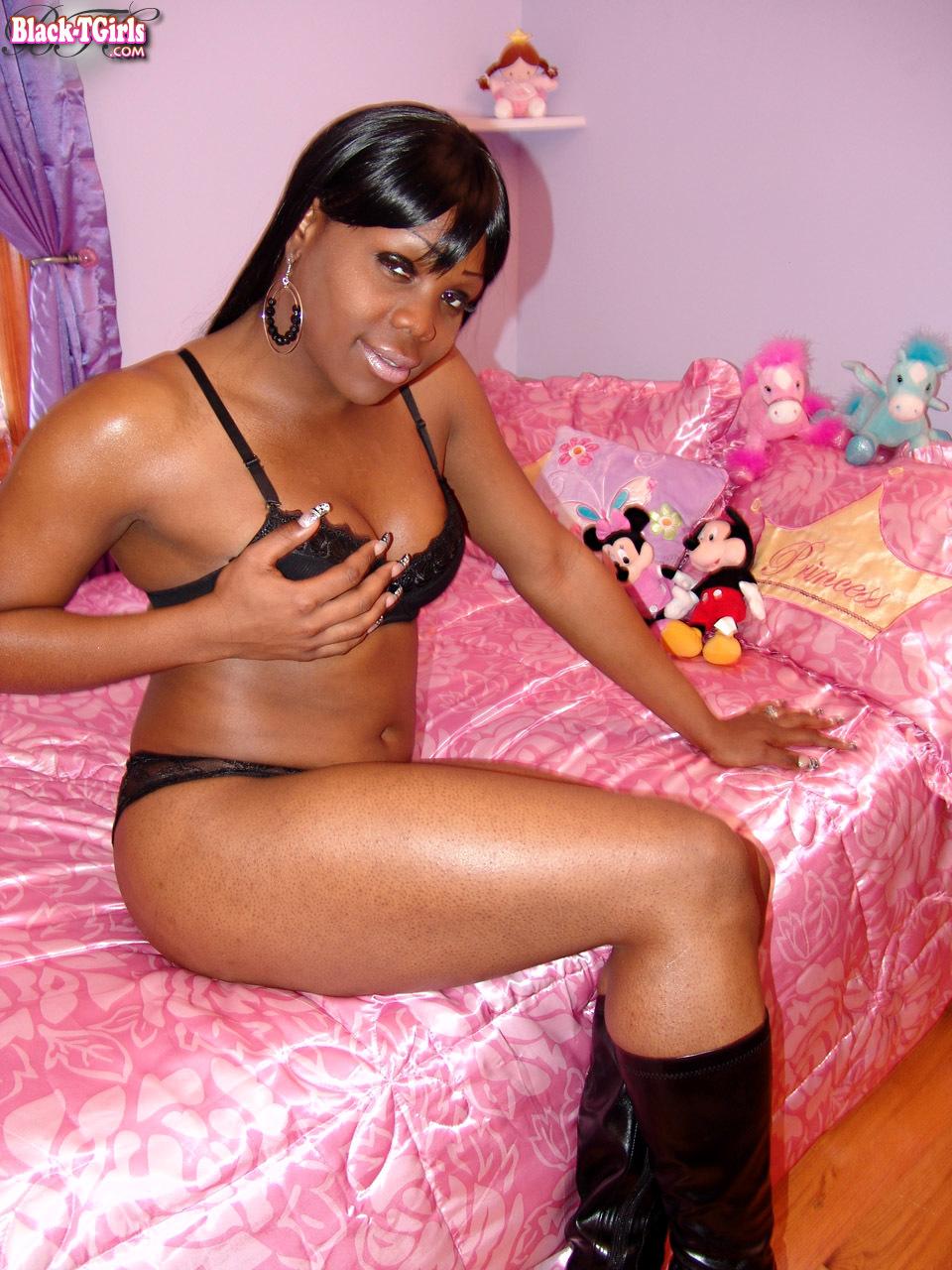 Black Transsexuals Set 817