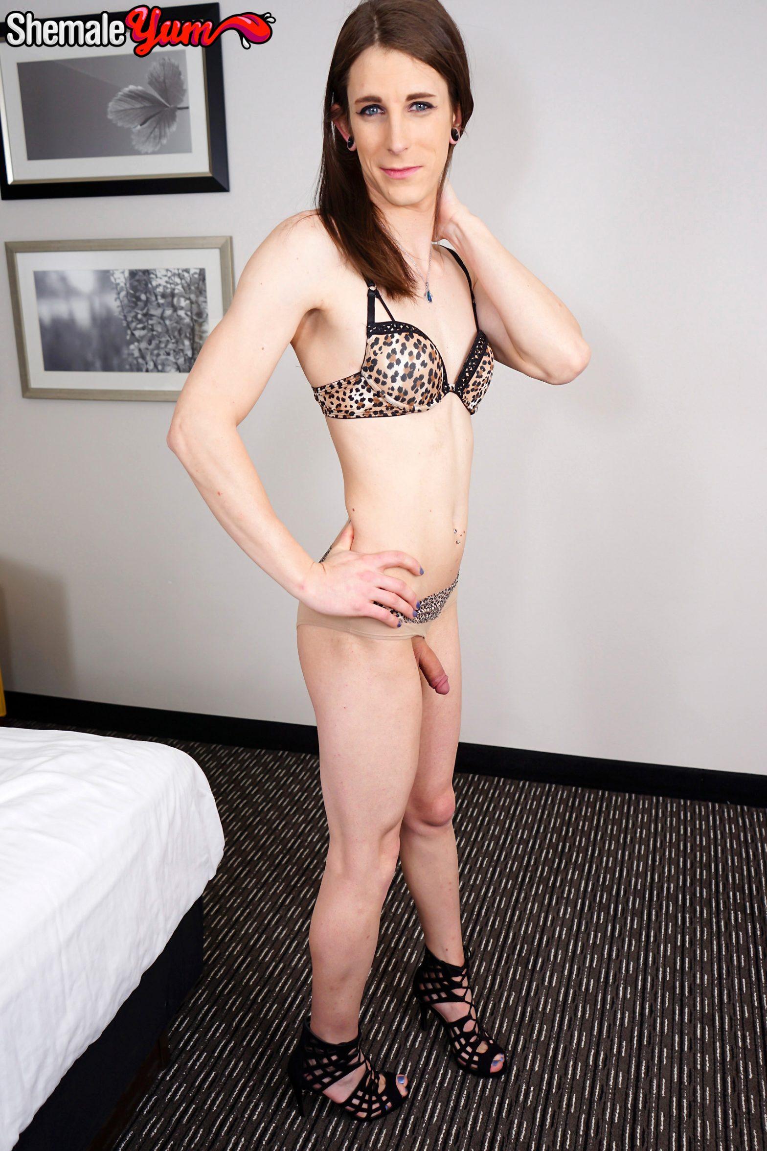 Jenny Crystal Shoots A Huge Load!
