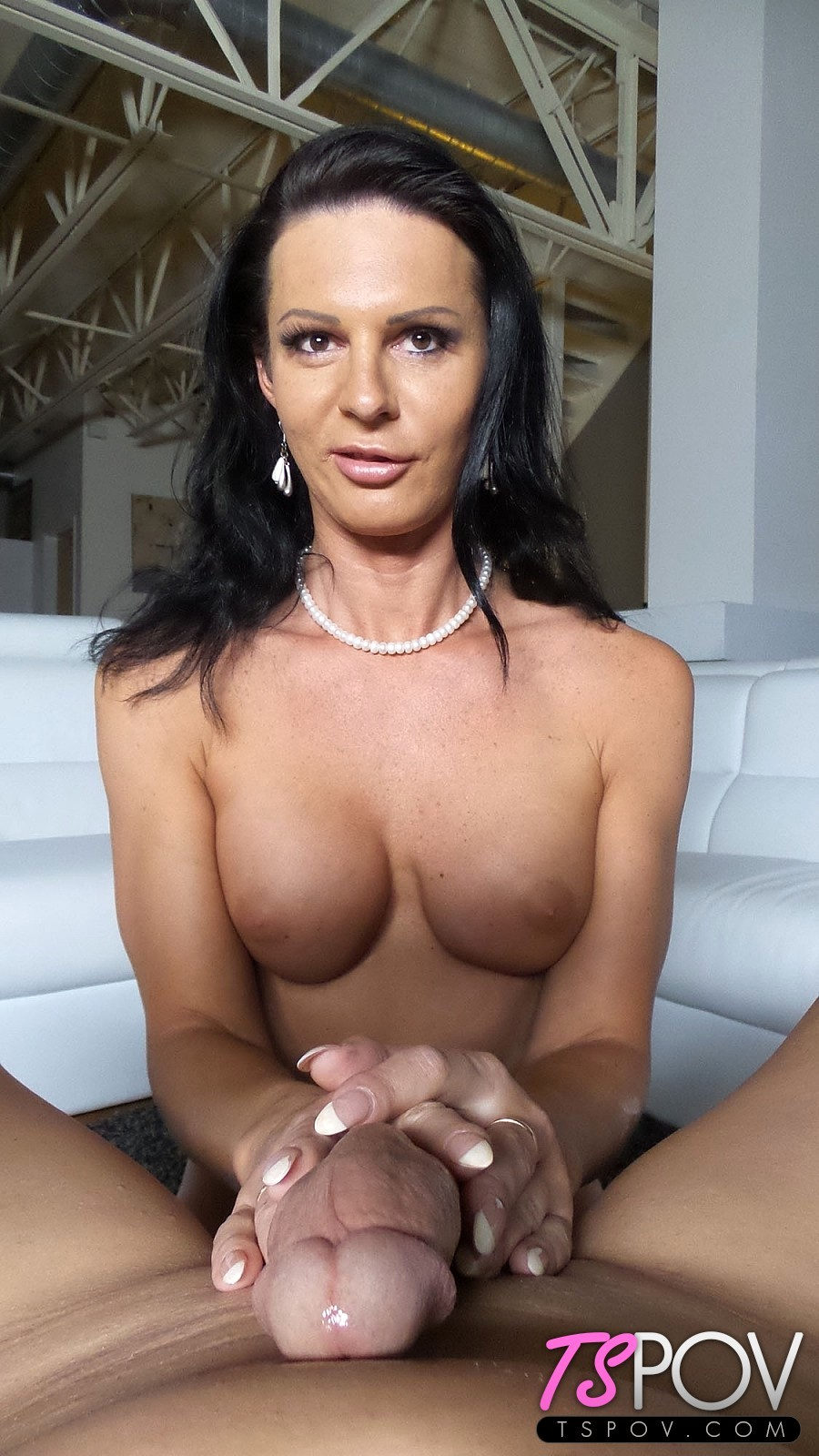 Lina Cavalli Is A Racy Russian TS That Is A Very Experi