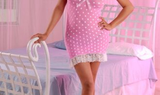 Super Inviting Carmen Strips And Toys